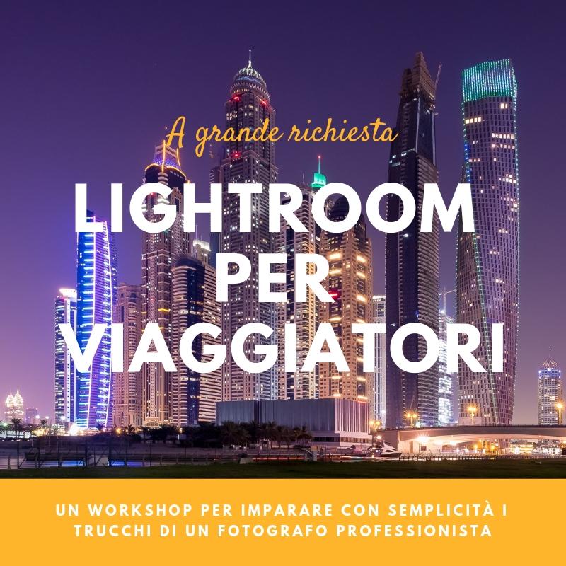 Workshop Lightroom