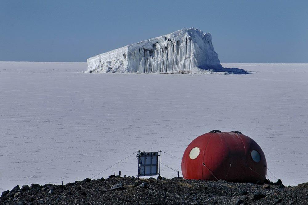 28 febbraio 2019 Umberto Gentili: 8 volte in Antartide