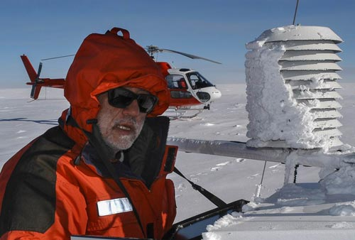 Umberto Gentili Antartide