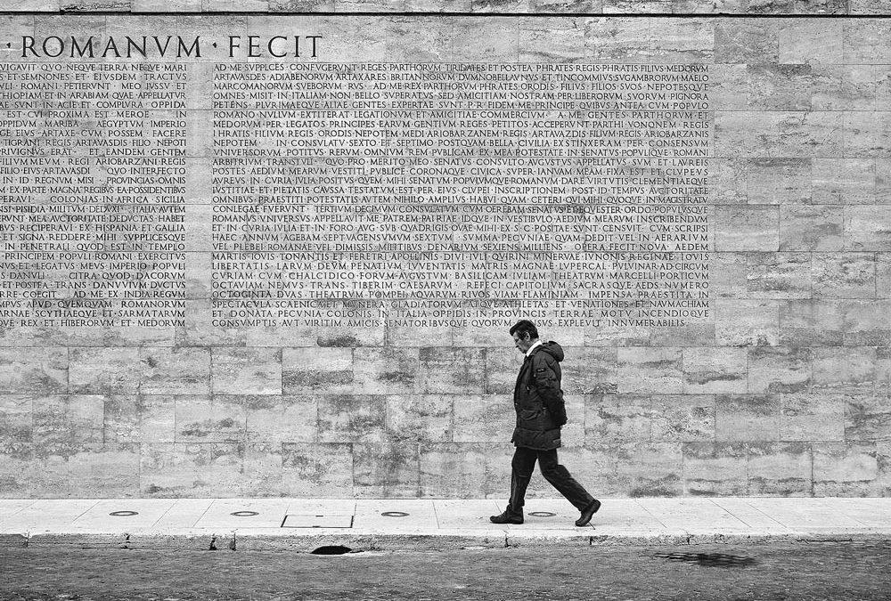 7 marzo 2019. Vittorio Gaveglia: STREET PHOTOGRAPHY La sfida del fotografo con se stesso.