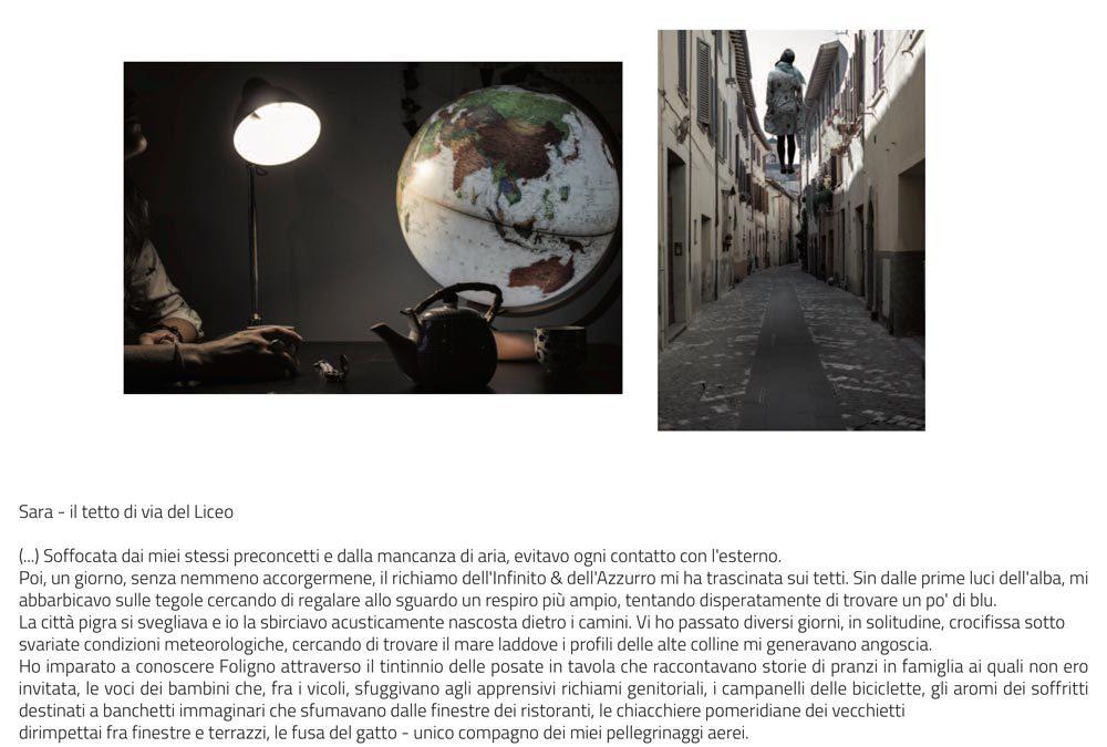 Topografia di una Storia, workshop con Valeria Pierini
