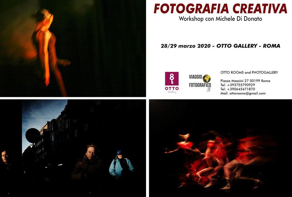Fotografia Creativa con Michele Di Donato